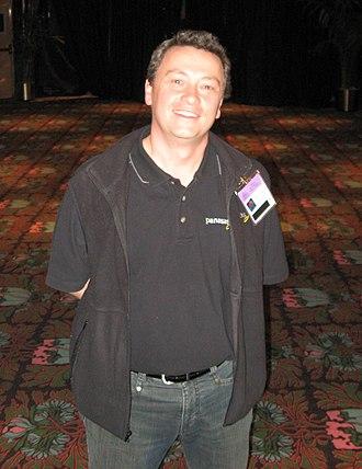 Garth Gibson - Garth Gibson at Supercomputing 2007