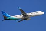 Garuda Indonesia Boeing 737-800 PK-GMM HKG 2012-7-18.png