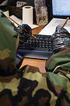 Gas, gas, gas! HMM-262 gets MOPP ready 111104-M-IM838-003.jpg