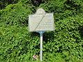 Gascoigne Bluff historical marker.JPG