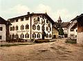 Gasthof zum Bayerischen Löwen, Oberammergau, Upper Bavaria, Germany, 1890s.jpg