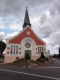 Gauchy (Aisne) église.JPG