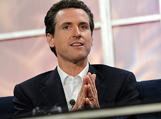 Gavin Newsom - Gavin Newsom at the 2008 Web 2.0 Summit