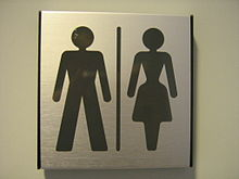 Bathroom Signs Japan unisex public toilet - wikipedia