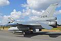 General Dynamics F-16AM J-628 (11719086413).jpg
