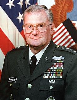 John Shalikashvili US Army general