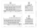 General Phineas Banning Residence, 401 East M Street, Wilmington, Los Angeles County, CA HABS CAL,19-WILM,2- (sheet 5 of 6).png