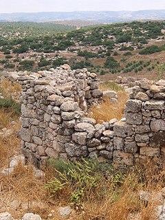 Khirbat Umm Burj