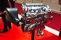Geneva MotorShow 2013 - Citroen DS3 WRC 2013 engine 1.jpg