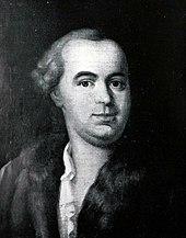 G. A. Benda, ca. 1751, unbekannter Künstler (Quelle: Wikimedia)