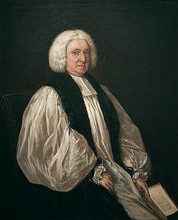 George Lavington British bishop