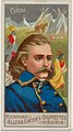 George Armstrong Custer, from the Great Generals series (N15) for Allen & Ginter Cigarettes Brands MET DP834768.jpg