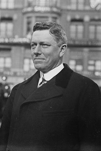 George B. McClellan Jr. - Mayor McClellan