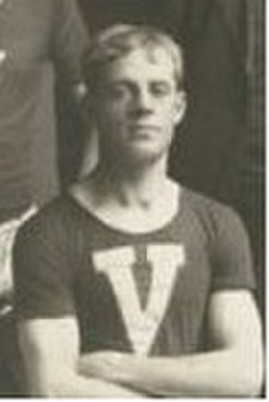 George Blake (athlete) - Image: George Blake
