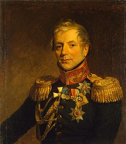 George Dawe - Portrait of Pyotr P. Konovnitsyn.jpg