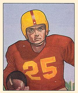 American football player, born 1928