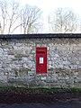 George VI postbox, Boyton - geograph.org.uk - 1128196.jpg