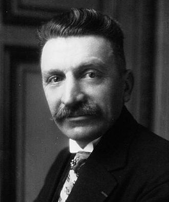 Georges Pernot - Pernot in 1930
