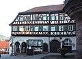 Gernsbach, the Hennhöfer house.JPG