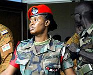 Ghana Armed Forces – Military Sergeant Soldier
