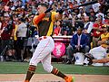 Giancarlo Stanton competes in final round of the '16 T-Mobile -HRDerby (28568340775).jpg