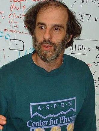 Paul Ginsparg - Paul Ginsparg in 2006