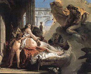 Danae and Jupiter