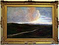 Giovanni segantini, tramonto a prusiano, 1882-83.jpg