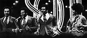 William Guest (singer) - Image: Gladys Knight and the Pips on Soul Train