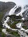 Gleninchaquin Waterfall - geograph.org.uk - 262542.jpg