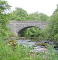 Glenlair Bridge over the River Urr - geograph.org.uk - 175575.jpg