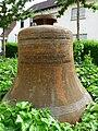 Glocke der Kirche St. Kilian.JPG