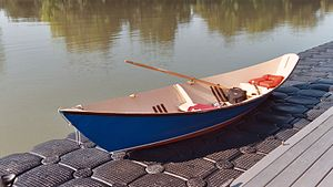 Phil Bolger - The Gloucester Light Dory, one of Bolger's better-known designs