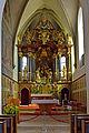 Gmunden - Pfarrkirche Jungfrau Maria und Erscheinung des Herrn - Dreikönigsaltar - 1678.jpg
