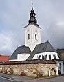Gnesau Pfarrkirche heiliger Leonhard 23112012 231.jpg