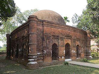 Goaldi Mosque - Image: Goaldi Mosque (27628998360)