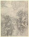 God the Father with Angels Holding Symbols of the Passion MET DP820254.jpg
