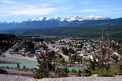 Golden, British Columbia