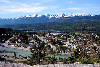 Golden, British Columbia Town in British Columbia, Canada