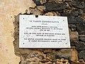 Gorée - Plaque commémorative Seydina Limamou Mahdiyou Al Mountazar.JPG