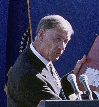 Gordon Faber - Faber in 1998