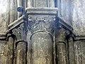 Gournay-en-Bray (76), collégiale St-Hildevert, chœur, chapiteaux du 1er doubleau, côté sud.jpg