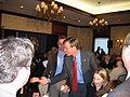 Gov. Warner in NH, Nov '05 (127969927).jpg