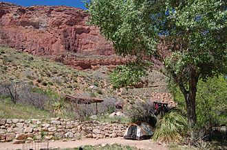 Bright Angel Trail - Indian Garden Campground