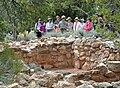 Grand Canyon National Park Tusayan Ruin Ranger-led Tour 5254 (12759913763).jpg