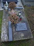 Grave of Maria Bieńkowska at Central Cemetery in Sanok 1.jpg