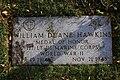 Grave stone of Wiliam Deane Hawkins.jpg