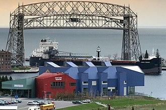 Great Lakes Aquarium - Great Lakes Aquarium in Duluth, MN