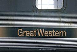Great Western Trains branding on Mk2 BSO 9492.jpg