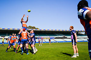 Greater Sydney Rams - Image: Greater Sydney Rams versus Melbourne Rising Round 8 National Rugby Championship (2)